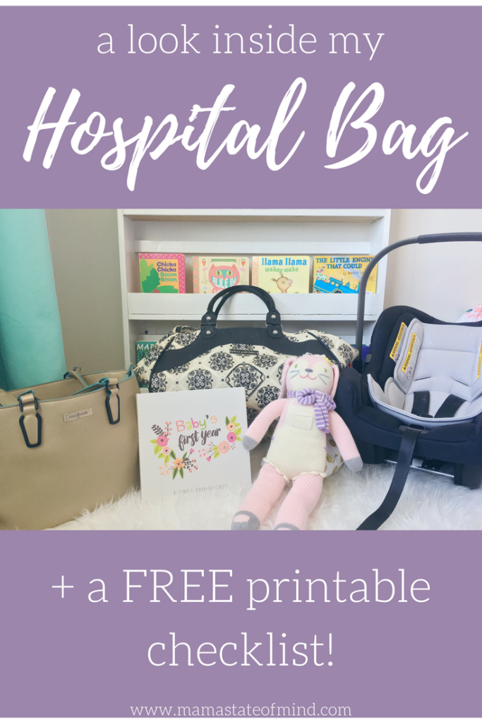 Packing your hospital bag is the last step in preparing for baby's arrival. You'd think it'd be easy but it can be stressful if you don't know what to pack.