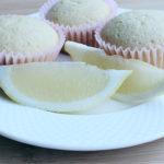 Labor Inducing Lemon Zest Muffins