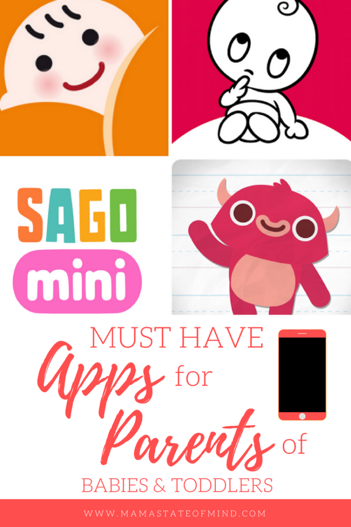 Looking for apps to help you through parenthood? Apps to keep your toddler entertained? Here is my list of must have apps for parents of babies & toddlers.