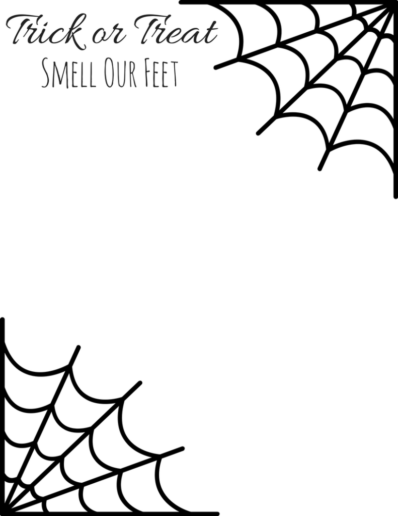 Halloween Craft Printable - Mama State of Mind