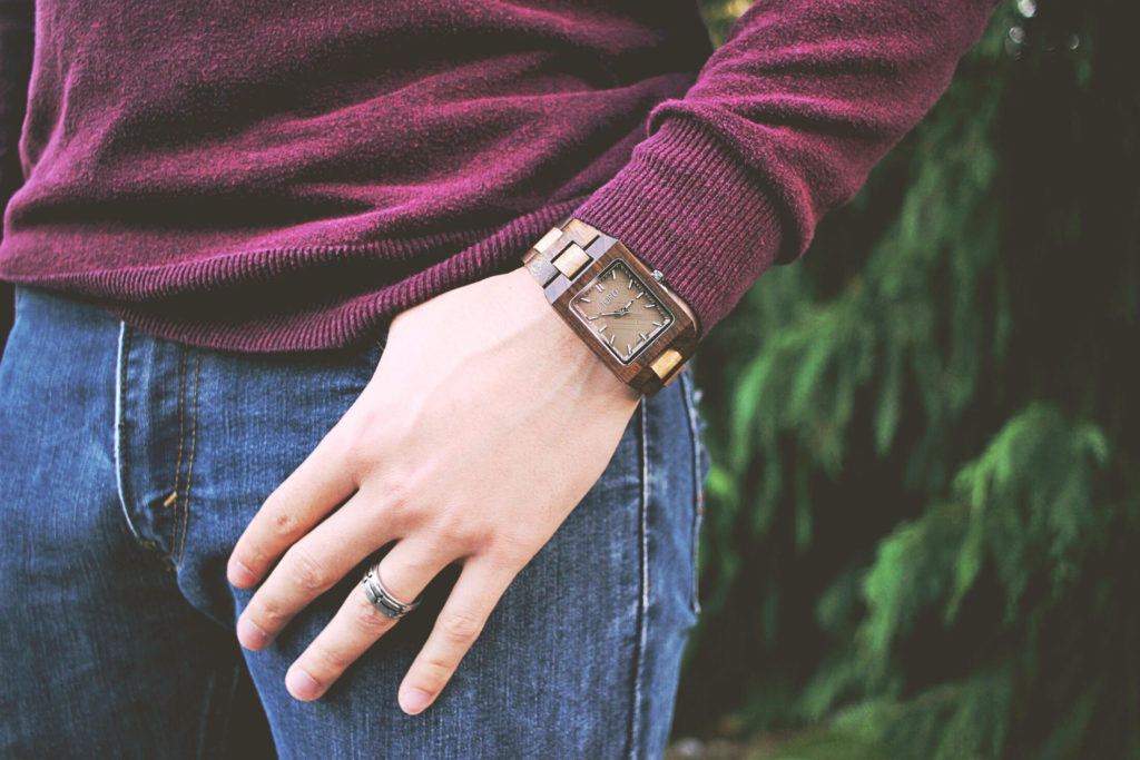 JORD Wood Watch - Reece Series