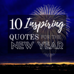 10 Inspiring Quotes for the New Year