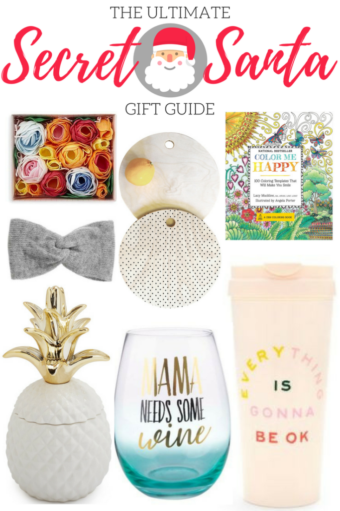 Secret Santa is one of my favorite holiday gifting traditions, but it can be hard to buy for someone when you don't know what they'd like. Here are gift ideas for every interest; and they're all under $25!