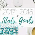 2017 Stats + 2018 Goals
