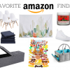 Favorite Amazon Finds