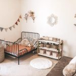Boho Toddler Room Makeover